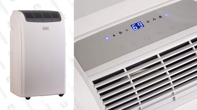BLACK + DECKER 10000 BTU Portable Air Conditioner | $299 | Amazon