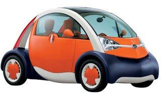 Illustration for article titled Suzuki Covie 'concept' c2001