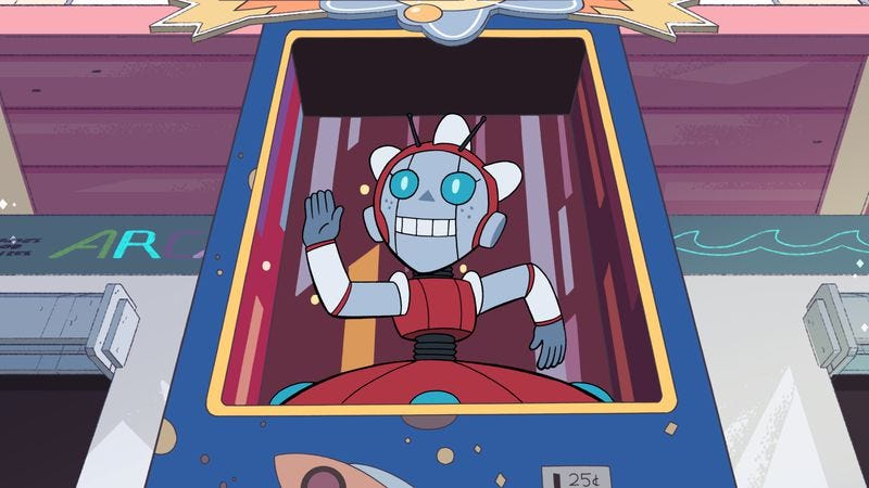 Illustration for article titled Steven Universe turns Big, sort of