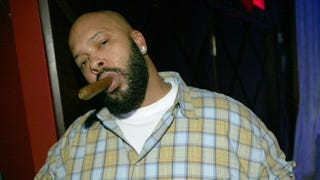 Suge Knight in Las Vegas, 2007 Chad Buchanan/Getty Images for Moet USA