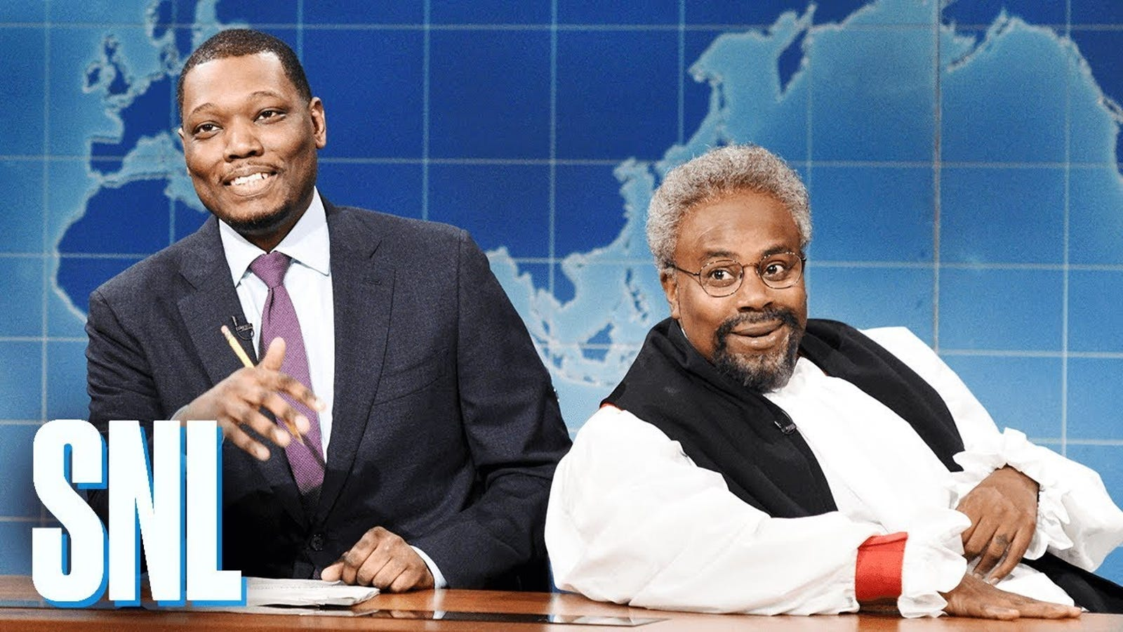 Watch: SNL Does a Spot on Send-Upof Bishop Curry From the Royal Wedding