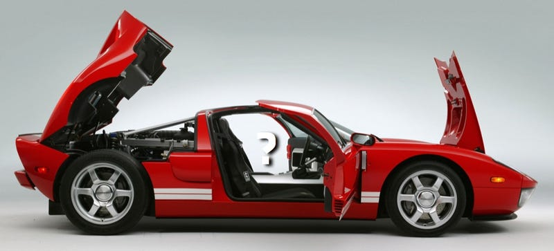 Illustration for article titled Do You Have Information On The New Ford GT? Tell Us