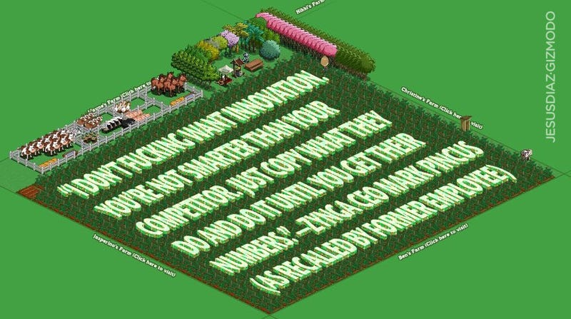 Illustration for article titled How FarmVille Got So Great