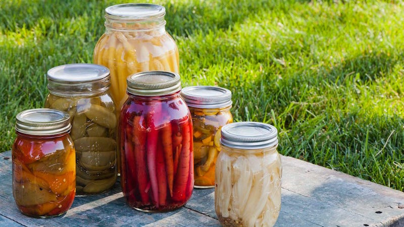 From The Preservation Kitchen: The Craft Of Making And Cooking With Pickles, Preserves, And Aigre-Doux by Paul Virant