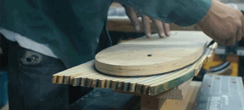 Making Things From Old Skateboard Decks Turns Recycling Into Art