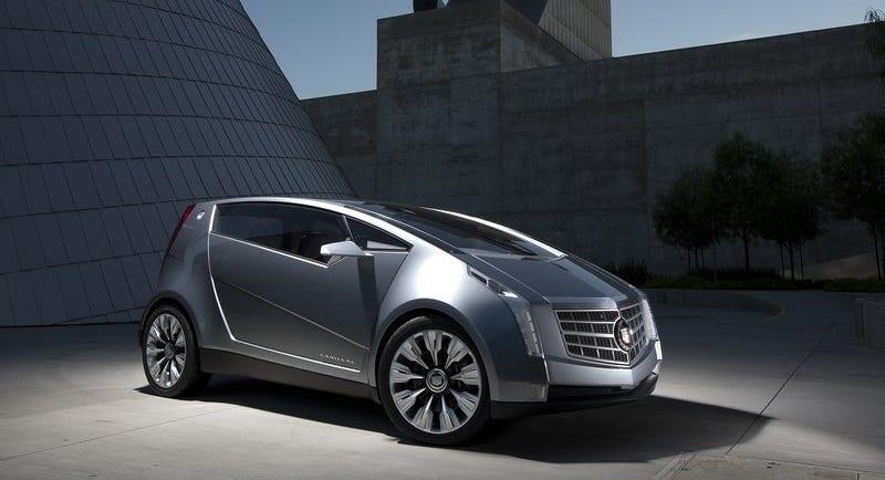 Photo: 2010 Cadillac Urban Luxury Concept