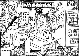 Illustration for article titled Editorial Cartoon - July 2, 2007