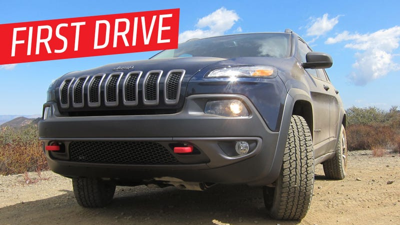 Illustration for article titled The 2014 Jeep Cherokee Is Better Than You Think It is