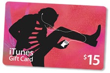 Illustration for article titled Dealzmodo: Buy 3 $15 iTunes Gift Cards, Get 1 Free