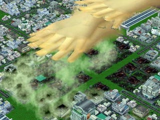 Illustration for article titled SimCity Creator Screen Bonanza