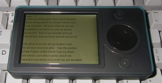 Illustration for article titled Read a book on your Zune