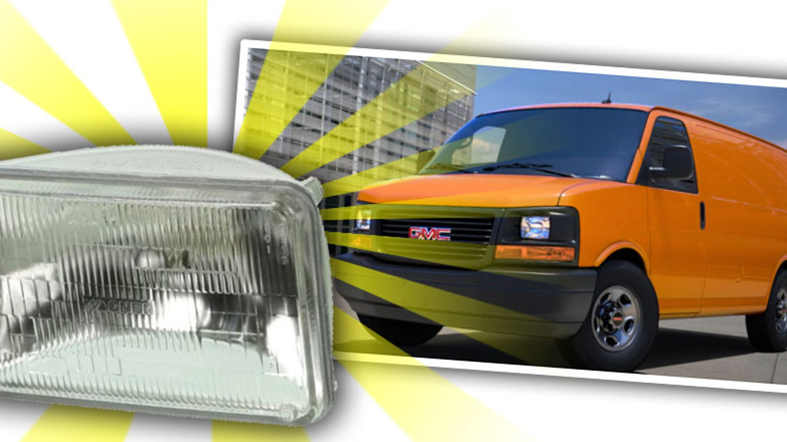 Is This The Last Vehicle You Can Get With Old Sealed Beam