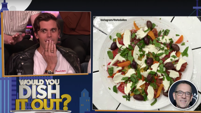 Illustration for article titled Antoni Thinks He Can Say 'Olive Oil Drizzle' and That Makes Him a Food Expert