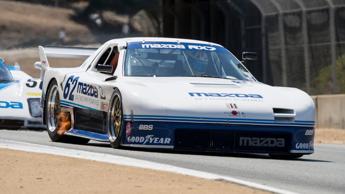 The 12 Coolest Race Cars Mazda Has Ever Fielded