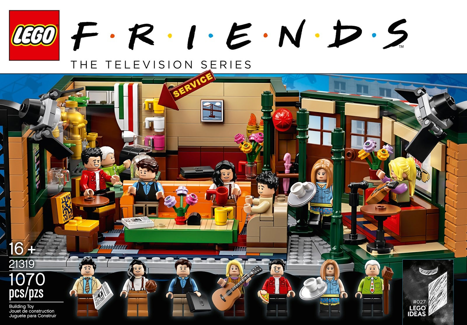 Tiny An Collection Friends Set Is Of Central Impressive Perk Lego's OkZXPulTwi