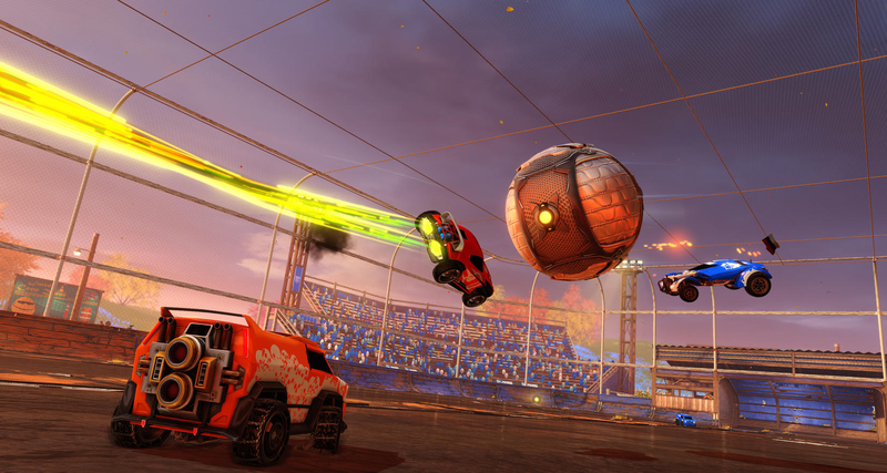 Illustration for article titled Rocket League's New Cross-Play Feature Won't Arrive Until 2019, Developers Say