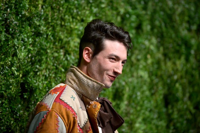 What Exactly Is Going on With Ezra Miller?