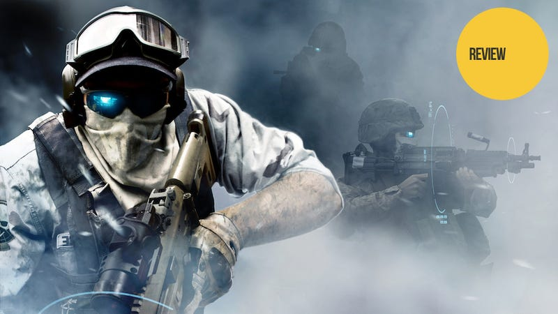 Illustration for article titled Ghost Recon: Future Soldier: The Kotaku Review