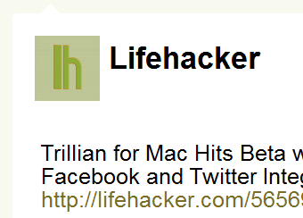 Illustration for article titled Dig into Lifehacker's Timely Tips Through Our Twitter Feed