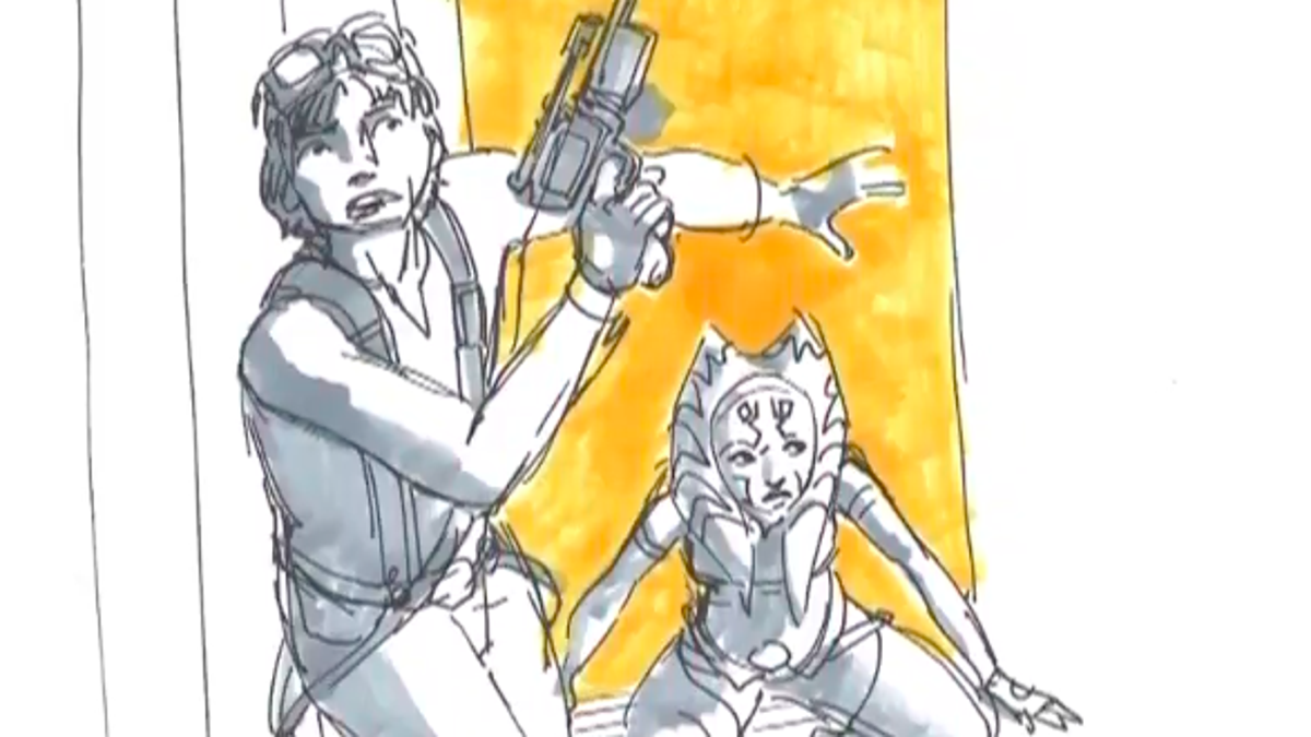 The Untold Stories of Ahsoka Tano Broke Our Hearts—And