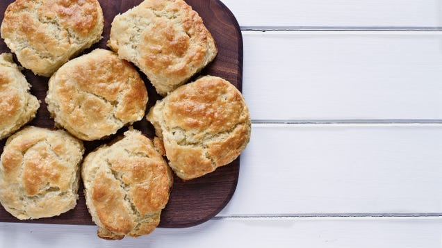 Brush Your Biscuits With Bacon Grease Before Baking