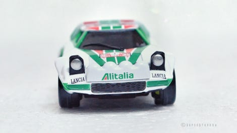 Illustration for article titled LaLD Car Week Day 2 - White Out Stratos