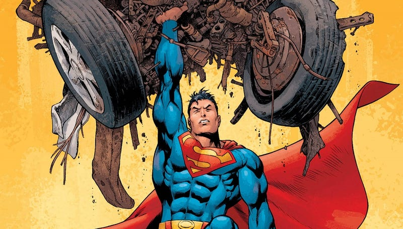 Illustration for article titled Super-Weird Facts That You Probably Didn't Know About Superman