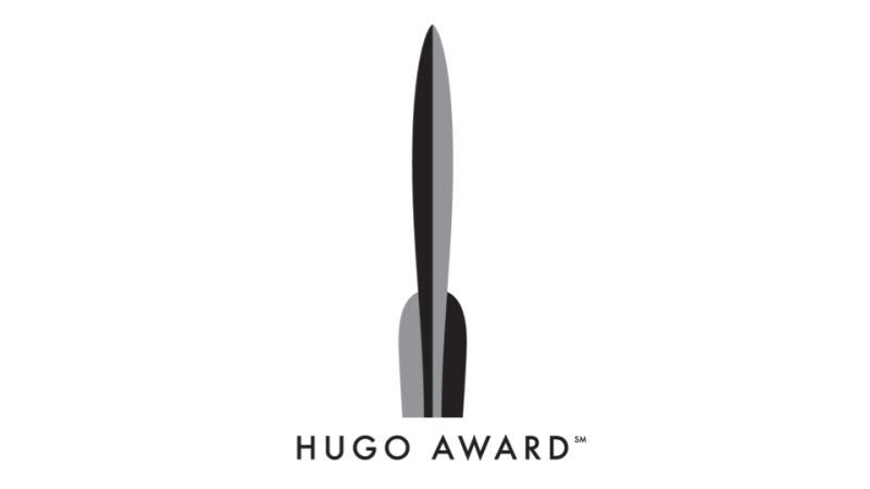 The Hugo Award logo.