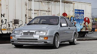 Illustration for article titled For $15,000, This 1986 Merkur XR4Ti, Just Be-Cos