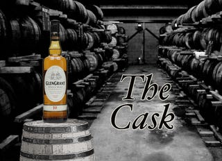 Illustration for article titled The Cask - Glen Grant 10 Year Old