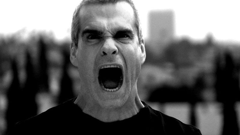 Illustration for article titled Read This: Henry Rollins spills all the shitty details of his recent colonoscopy