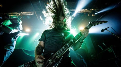 feed your anti fascist anger with a playlist of metal songs about kicking nazi ass - Death Metal Christmas Songs
