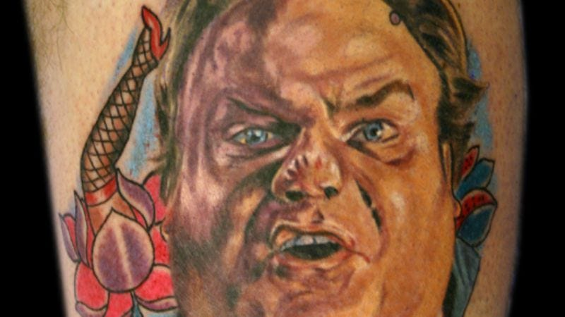 Illustration for article titled Fatty fall down, make tragedy: The Chris Farley Show