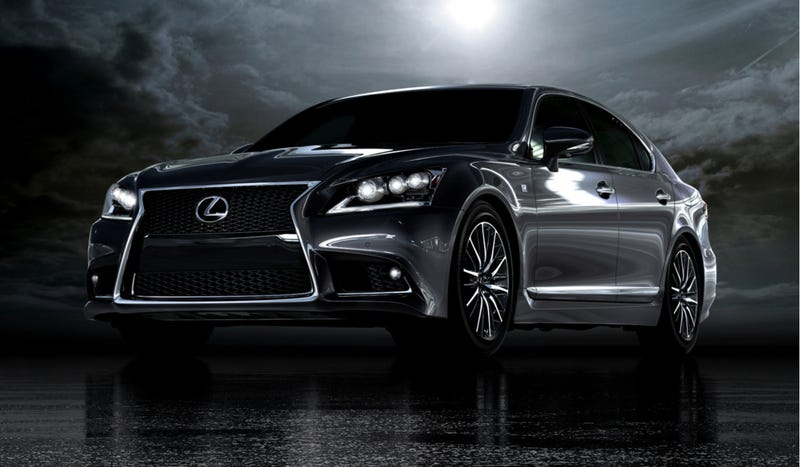 Illustration for article titled 2013 Lexus LS: This Is It