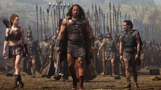 Illustration for article titled Hercules Was A Dwayne 'The Rock' Johnson-Sized Disappointment
