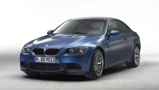 Illustration for article titled 2011 BMW M3: Tweaked Face, Start-Stop Tech, Competition Package