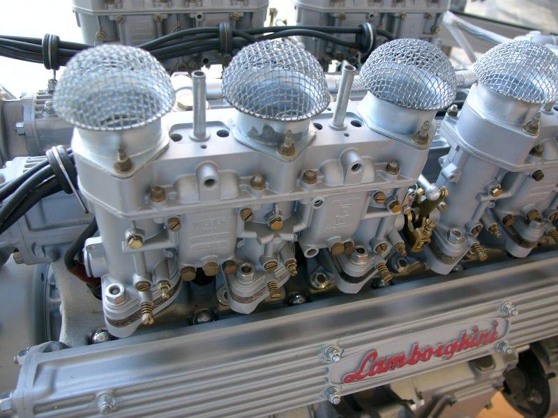 A Farewell To The Old Lamborghini V12