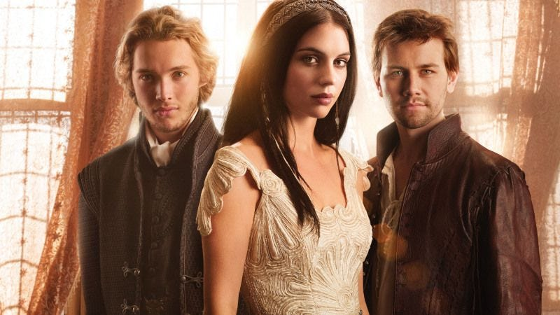 Reign is the teen soap set in 1557 you've always wanted