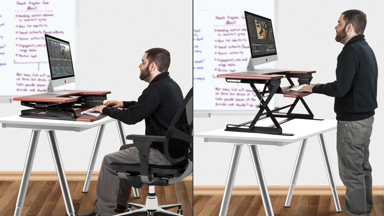 Standing desk News Videos Reviews and Gossip Lifehacker