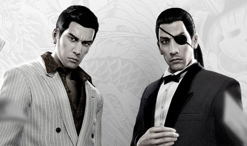 Illustration for article titled Yakuza Is Coming To The PC