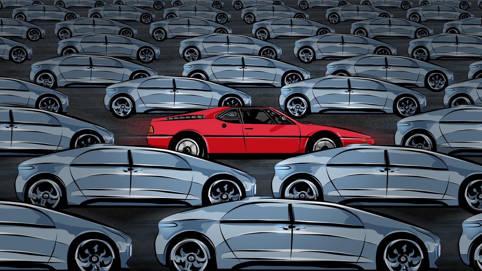 Best Car For Uber >> How Science Fiction Failed Us: The Real Future Of Autonomous Cars