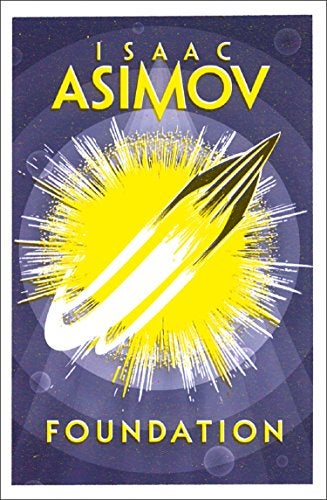 Illustration for article titled Asimov's Foundation reaches Kindle UK at last