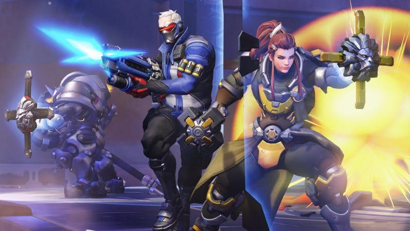 Illustration for article titled Overwatch Is Getting A Spectator Mode