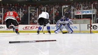 Illustration for article titled NHL 11 Screenshots