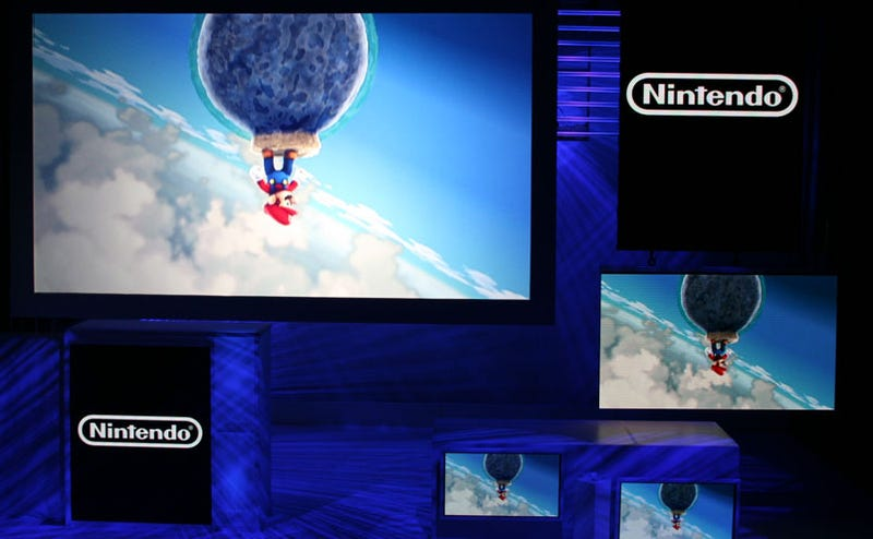 Illustration for article titled Nintendo Reveals Super Mario Galaxy 2