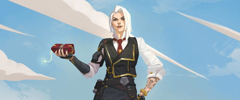 Illustration for article titled Welcome To Overwatch, Ashe