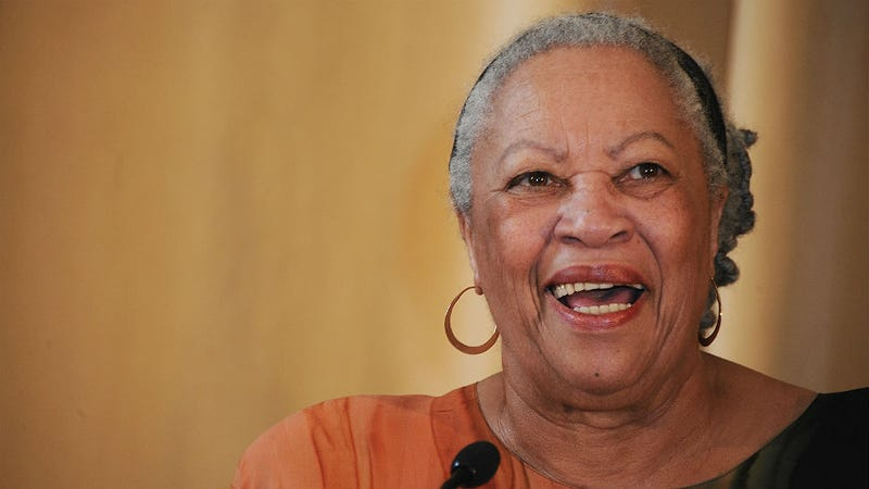 Illustration for article titled Toni Morrison Has Kendrick Lamar Songs in Her Inbox