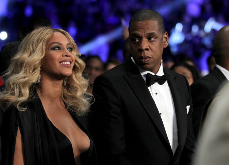 Beyonce and Jay Z in 2015Isaac Brekken/Getty Images