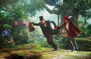 Illustration for article titled Oz the Great and Powerful