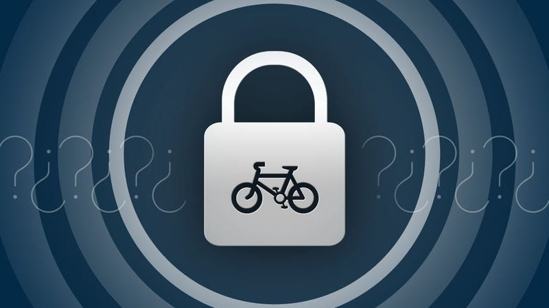 Illustration for article titled The Proper Way to Lock Your Bicycle